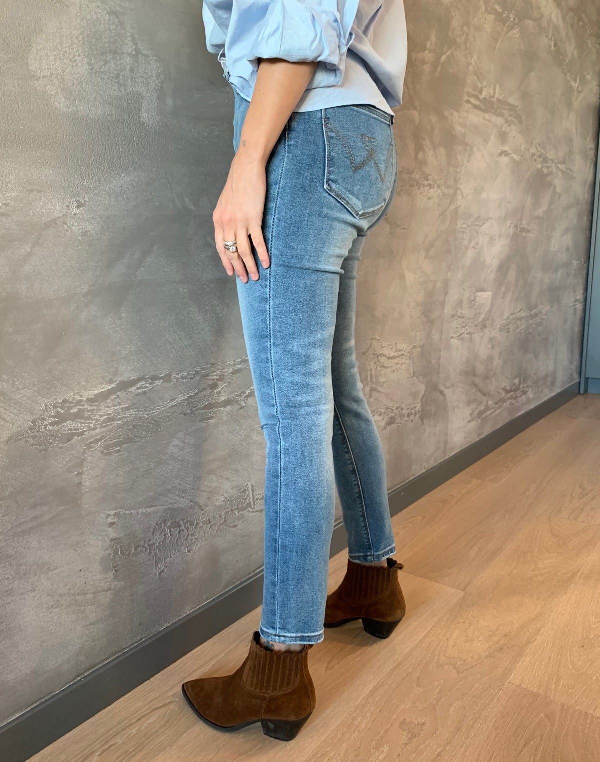 Image of JEANS SKINNY