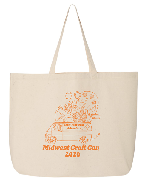 Image of Craft Your Own Adventure- Tote