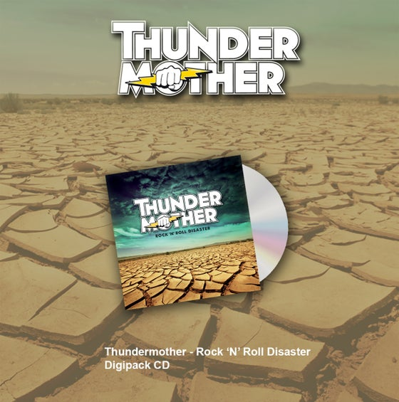Image of Thundermother - Rock 'N' Roll Disaster (CD)