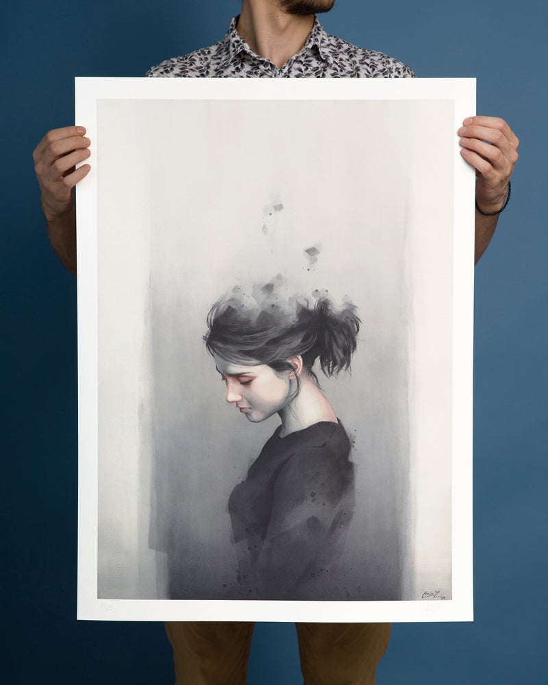 Image of Wane - Limited Edition Prints - LARGE