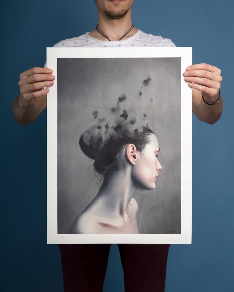 Image of Abandon - Limited Edition Prints - MEDIUM