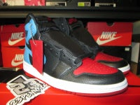 """Air Jordan I (1) Retro High """"NC to Chi"""" WMNS - areaGS - KIDS SIZE ONLY"""