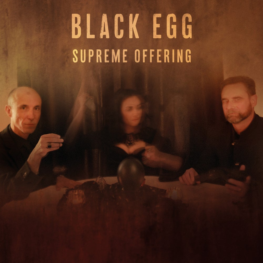 Image of [a+w lp029] Black Egg - Supreme Offering LP (200 copies)