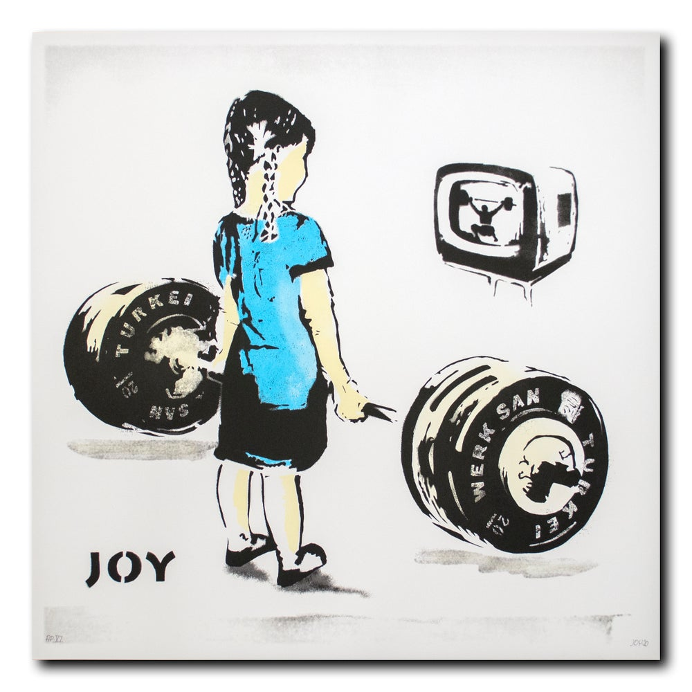 Image of JOY - Built to win
