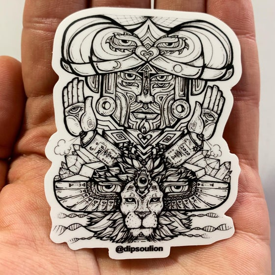 Image of Creation Spirit sticker