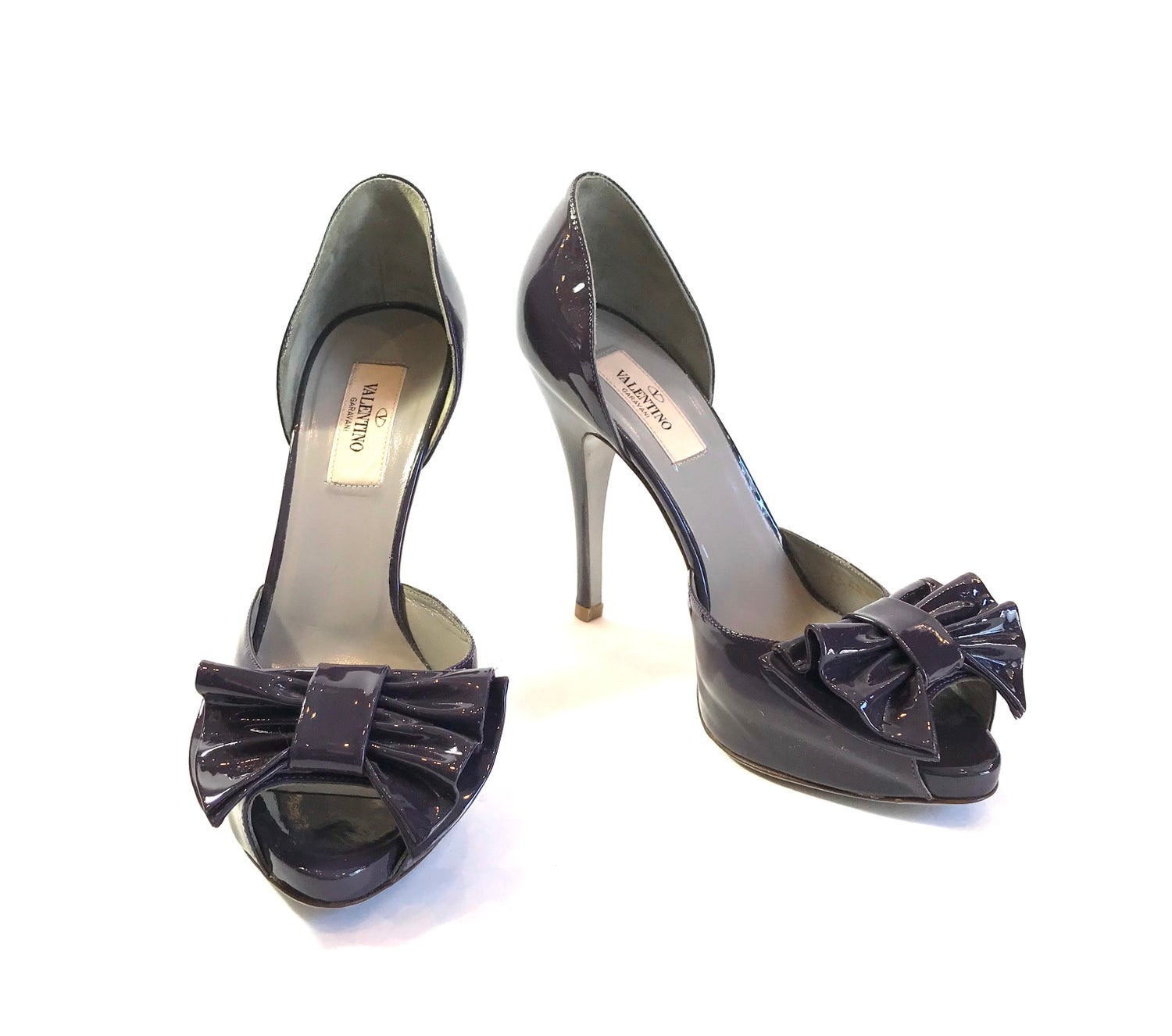 Image of Valentino Size 37.5 D'Orsay Pumps 768-159