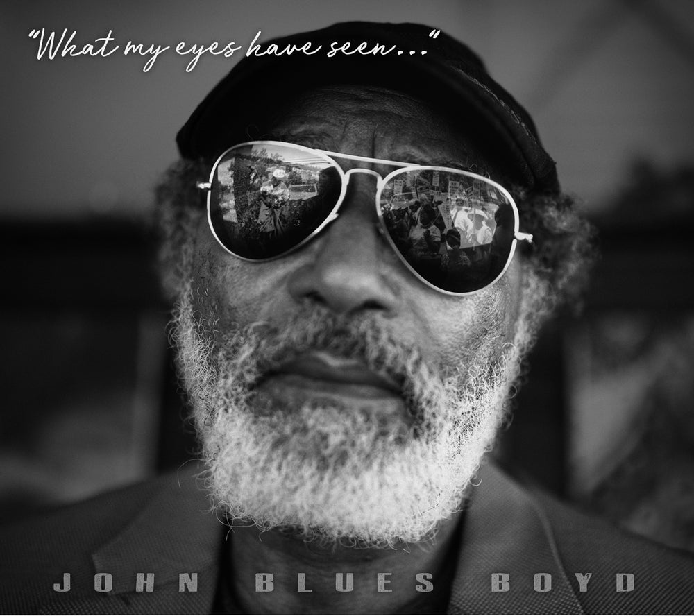 "Image of John 'Blues' Boyd - ""What My Eyes Have Seen..."""