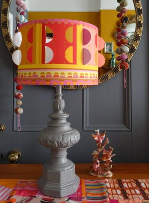Image of Panton Pink Collection