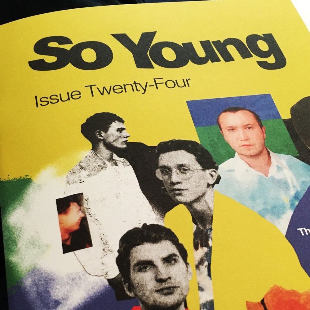 Image of So Young Issue Twenty-Four (Plus Issue Twenty-Three Free)
