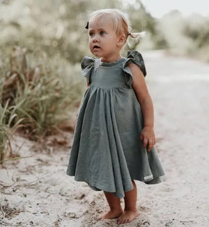 Image of Ready To Ship / Linen Dress