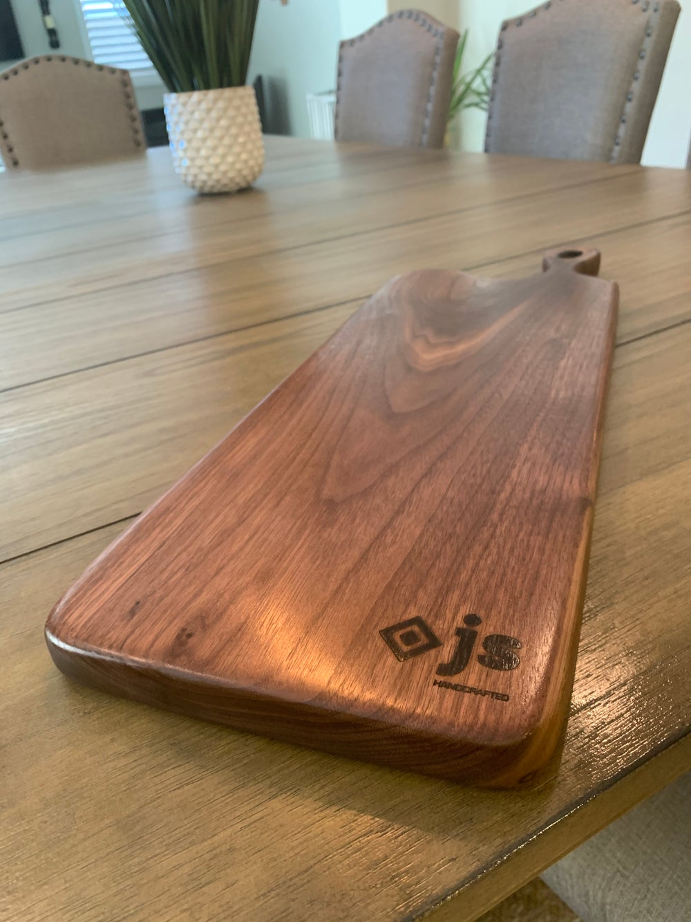 "Image of 24"" Walnut Charcuterie Board"