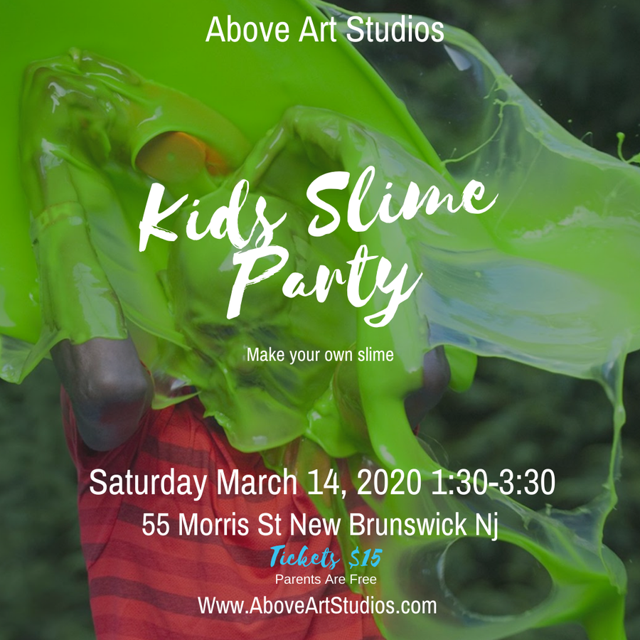 Image of Kids Slime Making Party