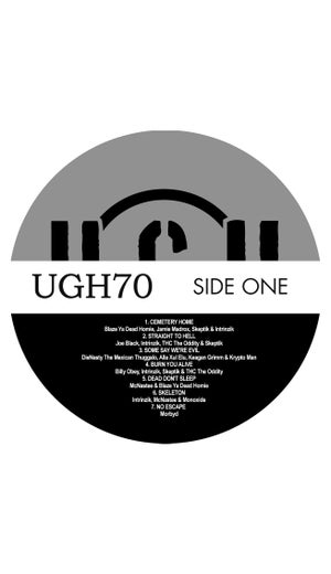 Image of UGH70 Vinyl (NOW AVAILABLE!)