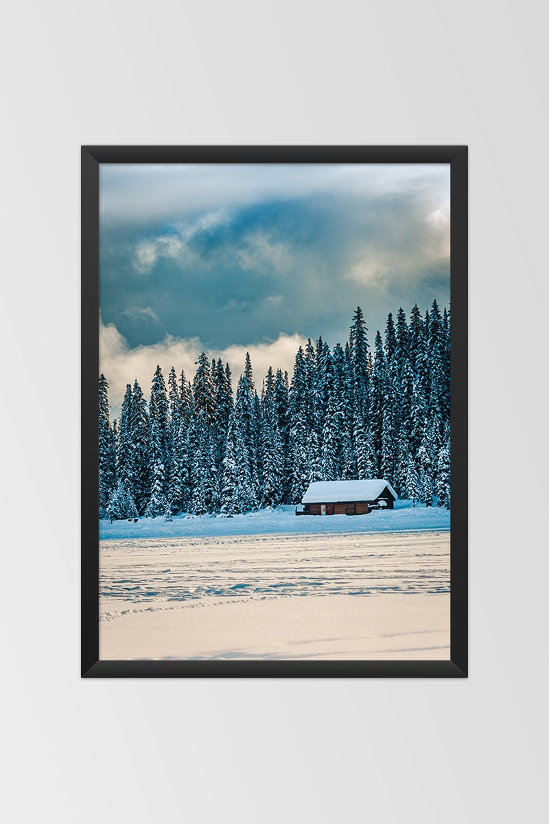 Image of Winter in Lake Louise