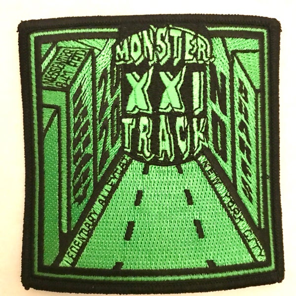 Image of Messenger 841 Pro x Monster Track XXI Patch