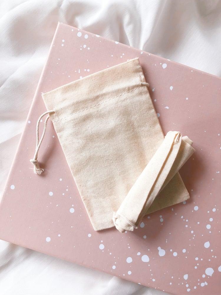 Muslin Cloth Bag
