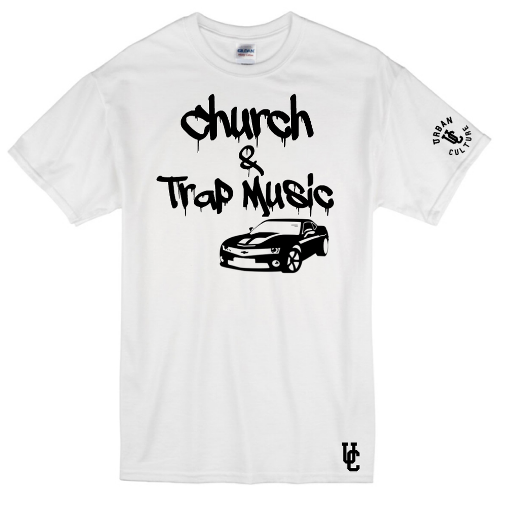 Image of Church & Trap Music