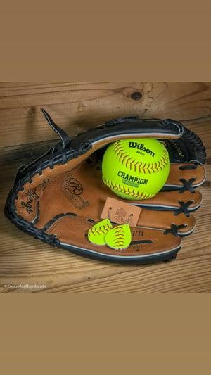Image of Baseball / Softball Earrings