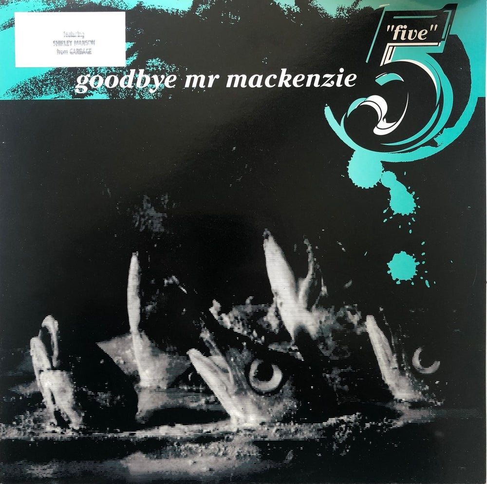 Image of FIVE (Vinyl album) - Goodbye Mr Mackenzie