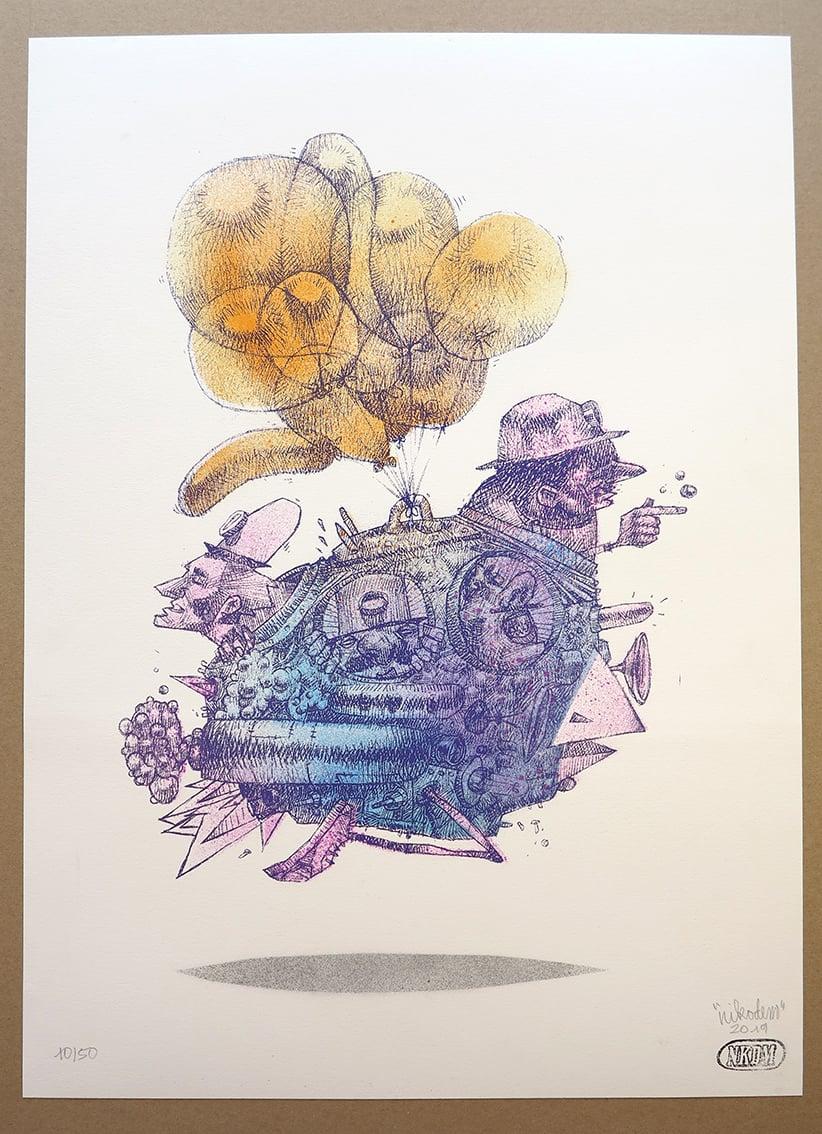 Image of BalloonBird 10/50