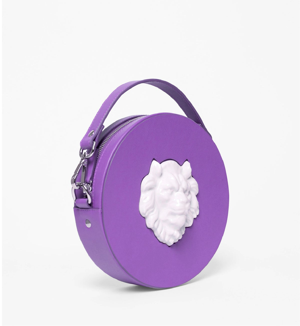 Image of Round Lion Bag