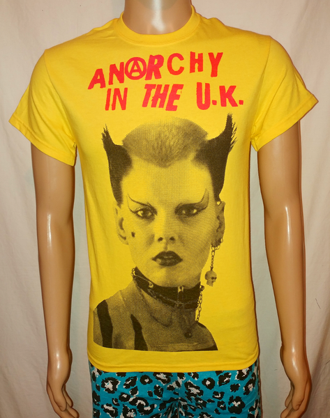 Image of Soo Catwoman yellow tshirt