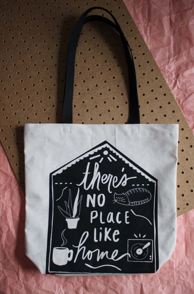 Image of There's No Place Like Home Tote