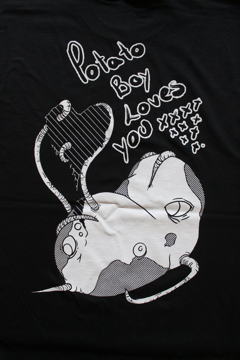 Potato Boy loves you T-shirt