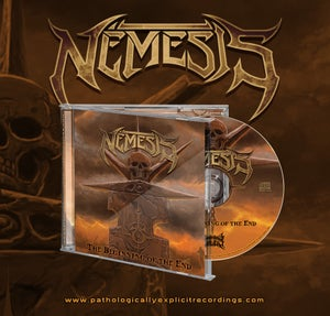 Image of NEMESIS-THE BEGINNING OF THE END MCD