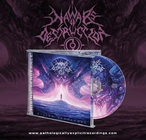 Image of NAWABS OF DESTRUCTION-RISING VENGEANCE CD