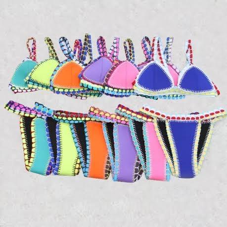 Crochet Multi Bikini
