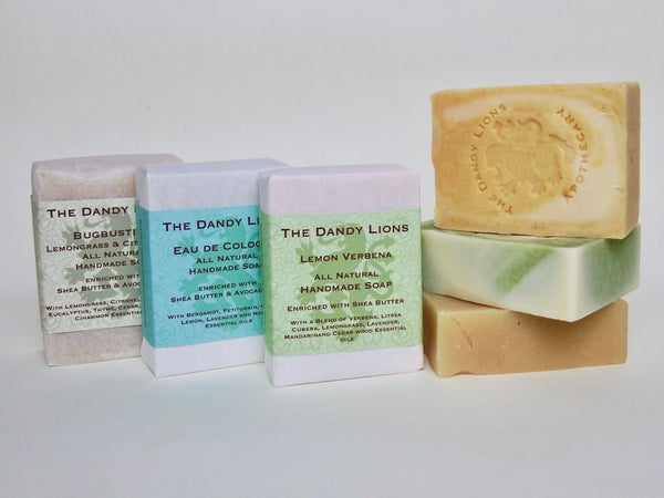 Image of Freshly Fragranced Soap Collection