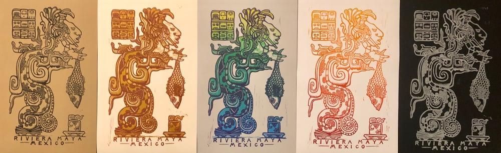 Image of Riviera Maya 2020 prints