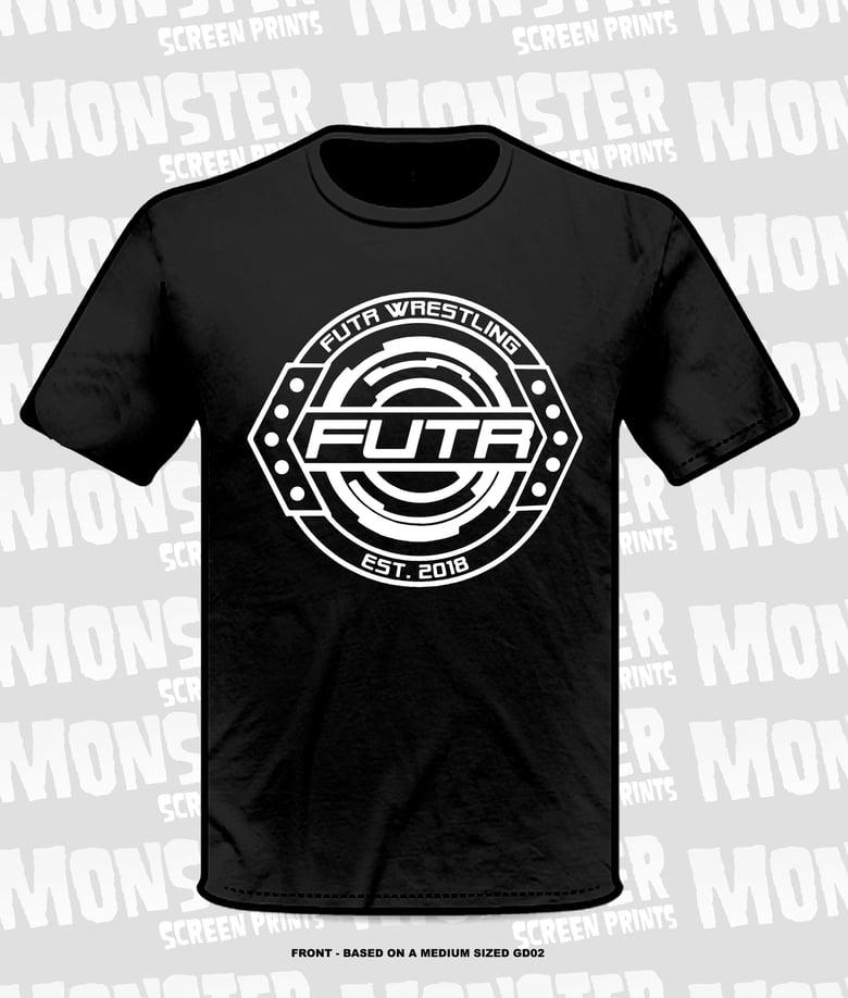 Image of FUTR Wrestling T-shirt
