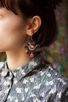 Mini Earrings - Sanguine