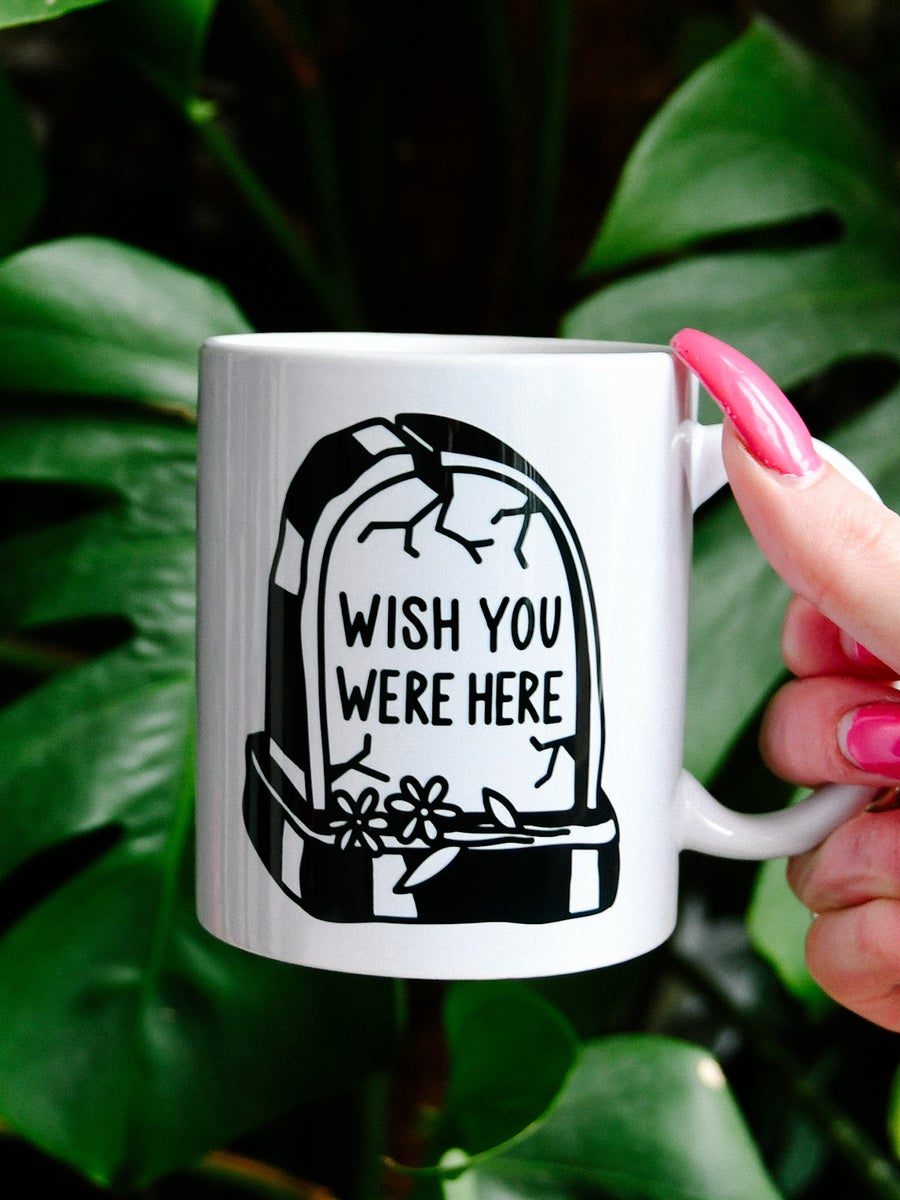 Image of Mug Wish You Were Here