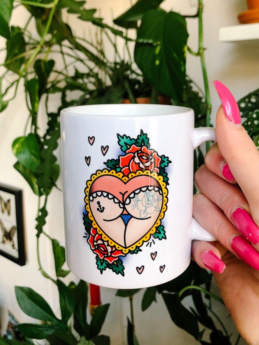 Image of Mug Heart