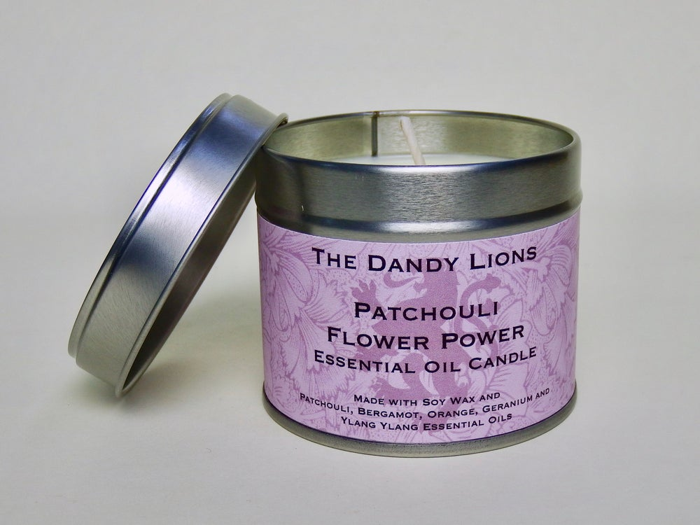 Image of Patchouli Flower Power
