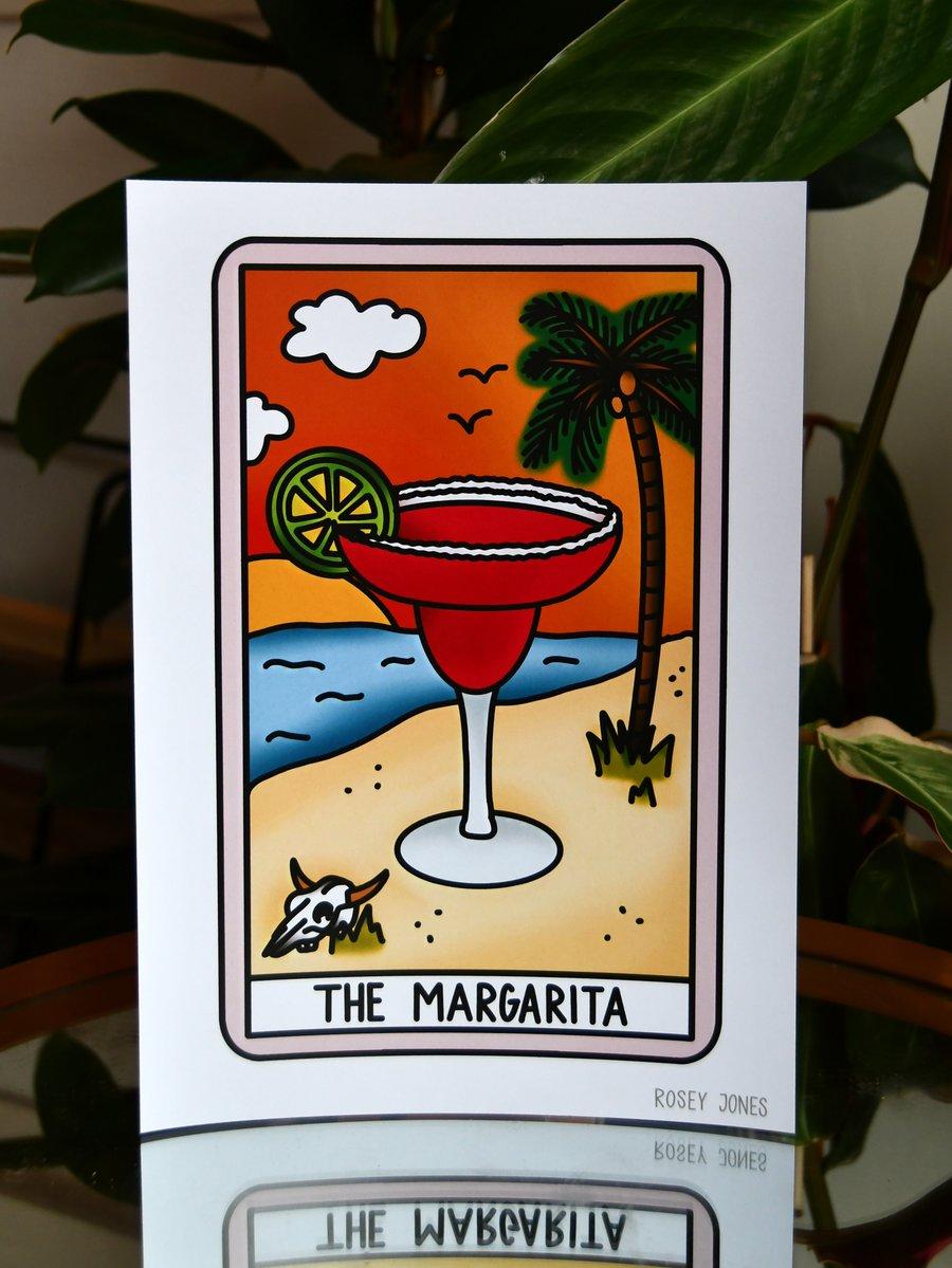 Image of Print Tarot (margarita)