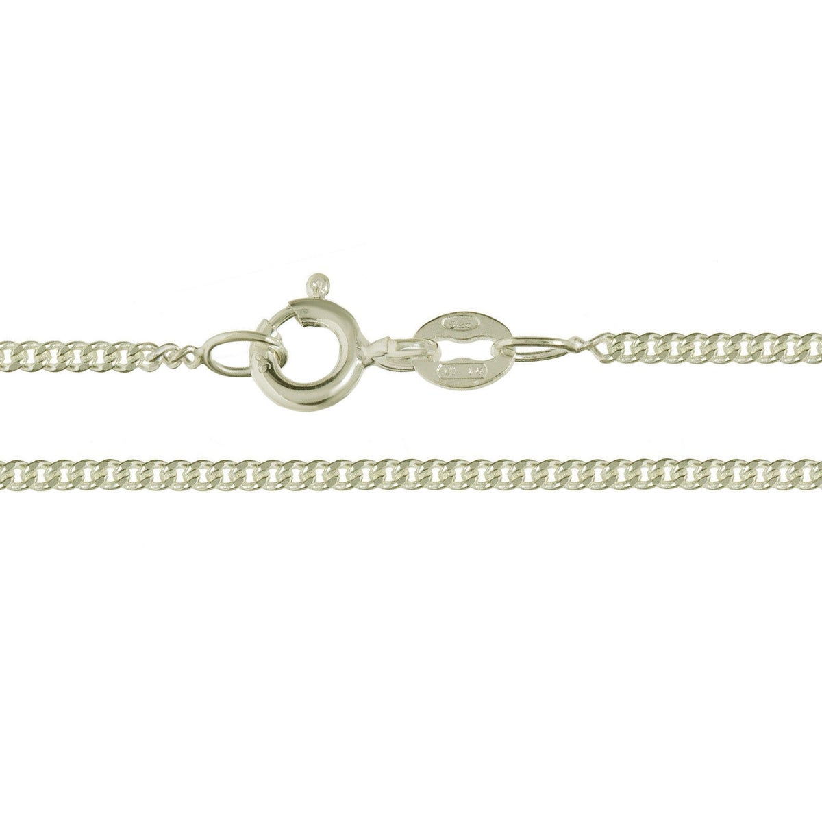 Curb Chain Silver/Gold