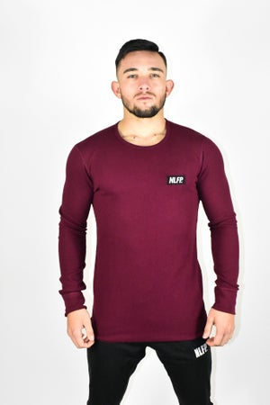 Image of PRESTIGE THERMAL BURGUNDY