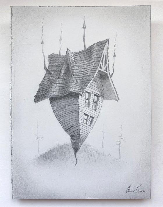 Image of Small house drawing #14