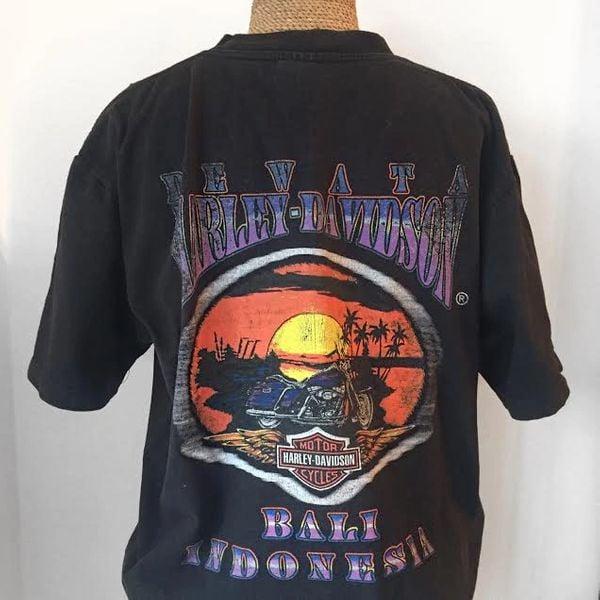 Vintage Egale Harley Davidson T-shirt