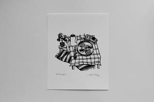 """Image of """"Balkongen"""" 8x10 Print"""