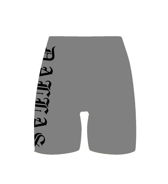 Image of DALLAS BIKE SHORTS (GREY)