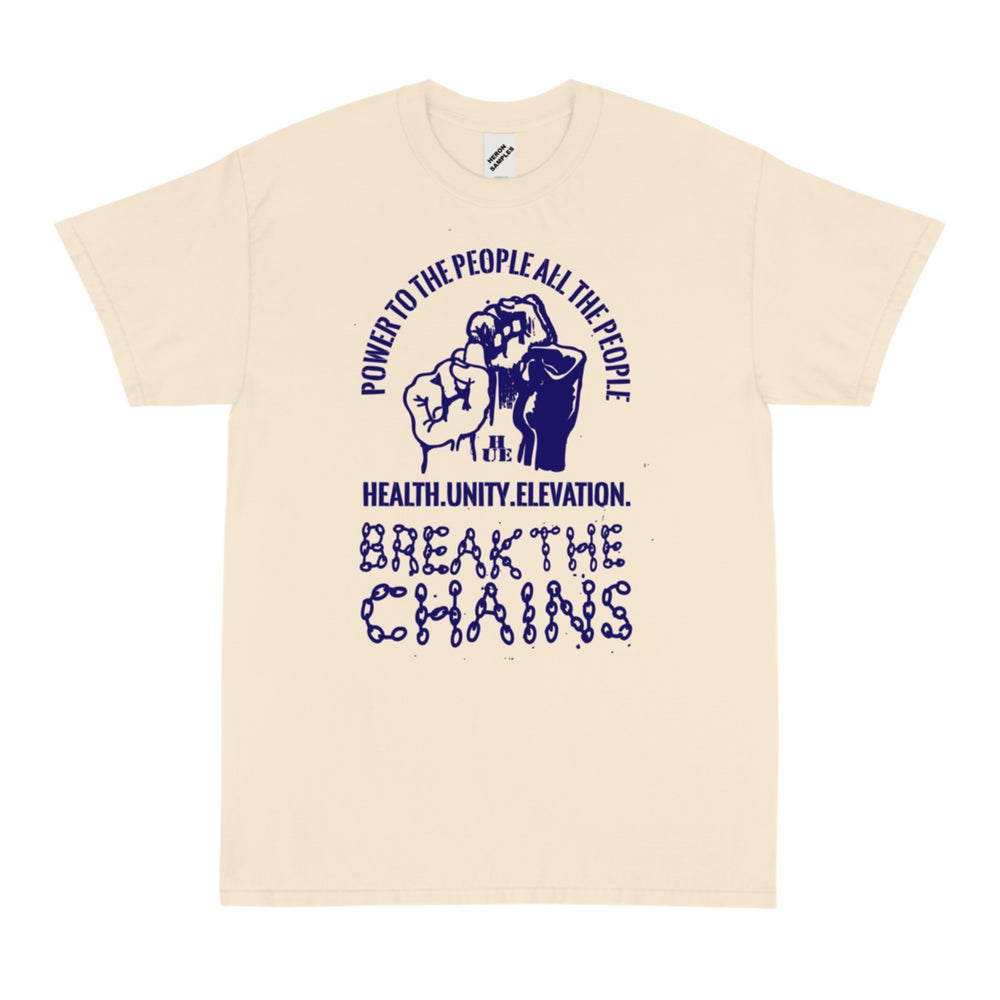 Image of Break The Chains Sample T shirt