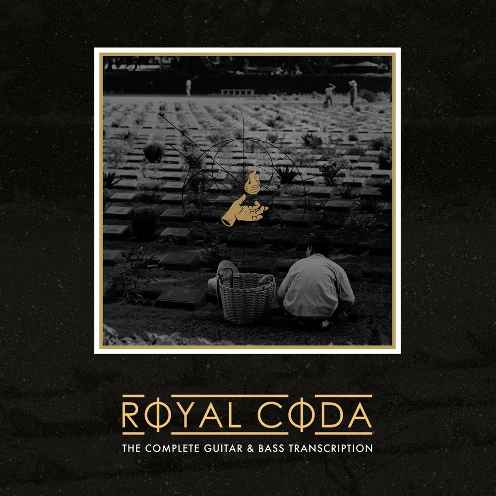 Image of Royal Coda Complete Guitar & Bass Transcription