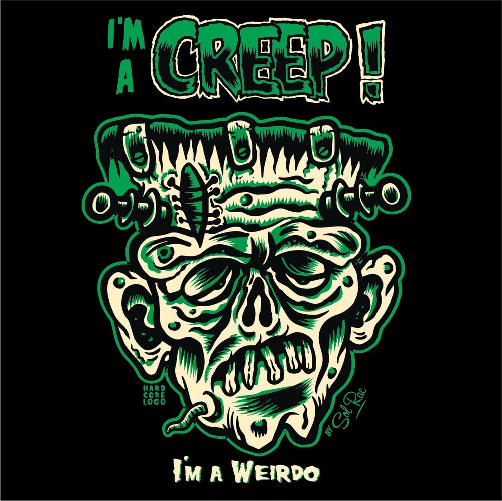 Image of I'm A Creep! Guys T-Shirt