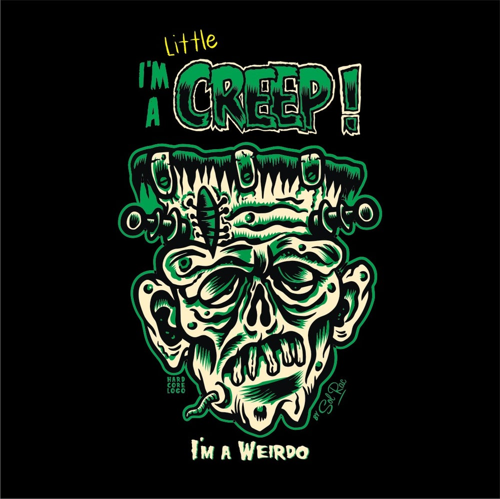 Image of I'm A Little Creep! Toddlers/Kids T-Shirt