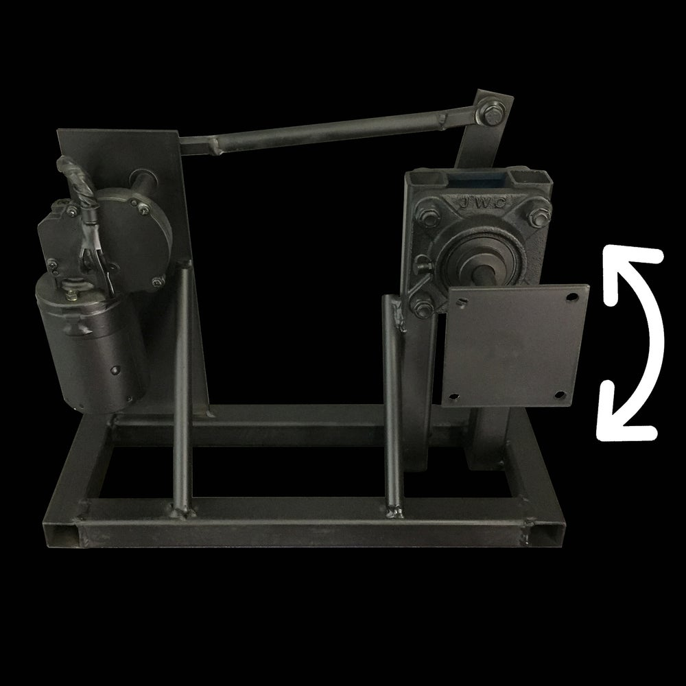 Image of Haunted Swinging Picture Mechanism